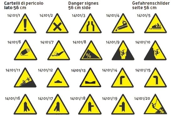 FIXED SIGNALS | Categorie prodotto | LISKI